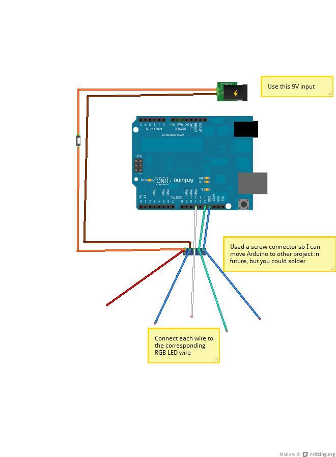 afterglow arduino wiring_bb