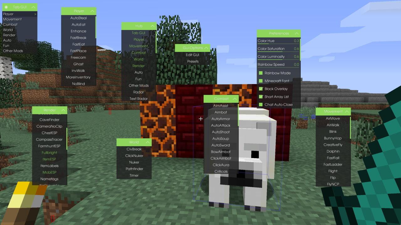 Minecraft 1.10 compatibility