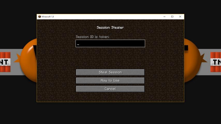 Session Stealer GUI
