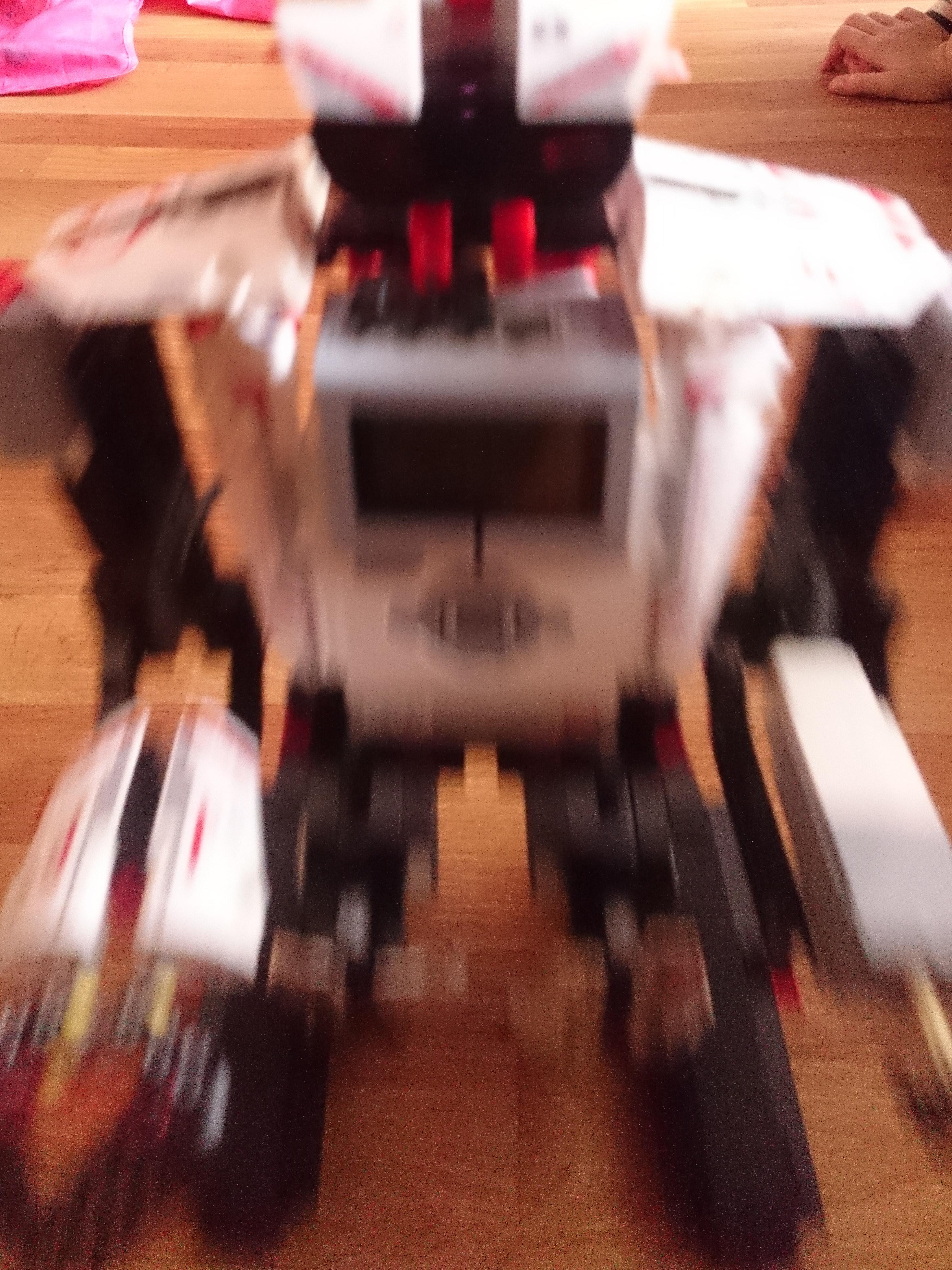 Good Robot. Good Robot!!