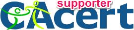 SSL by CAcert.org