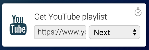 Playlist autoplay support