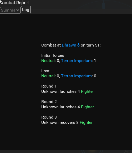buggy_combat_report