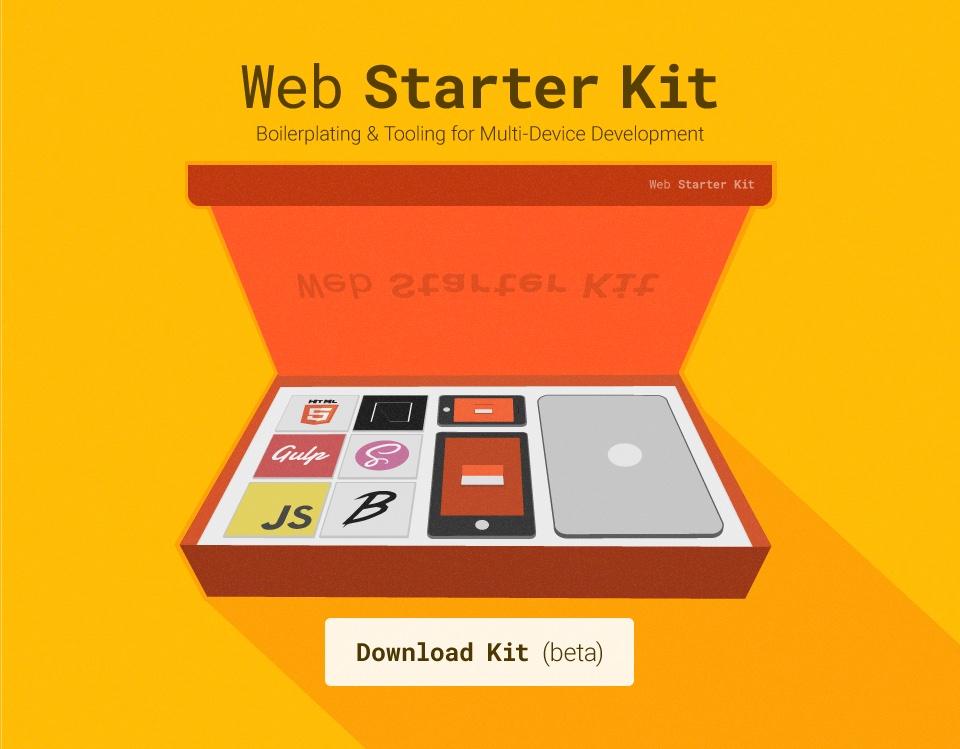 google/web-starter-kit