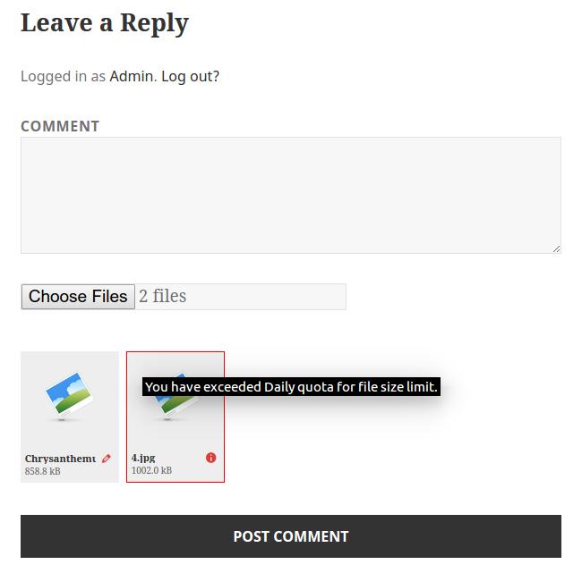 file-size-surpassed-wp-comment