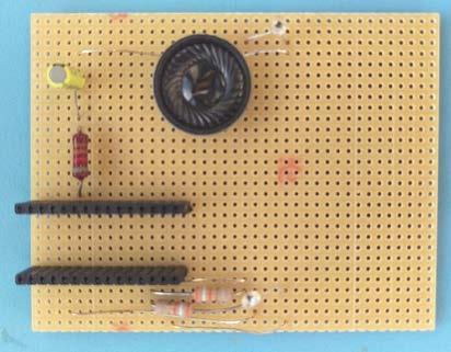 theremin arduino