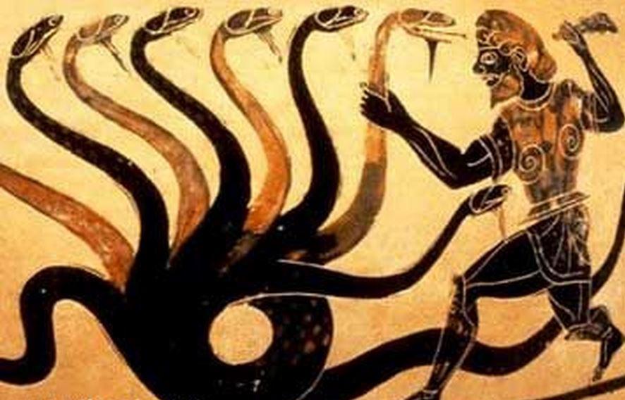 hydra and hercules