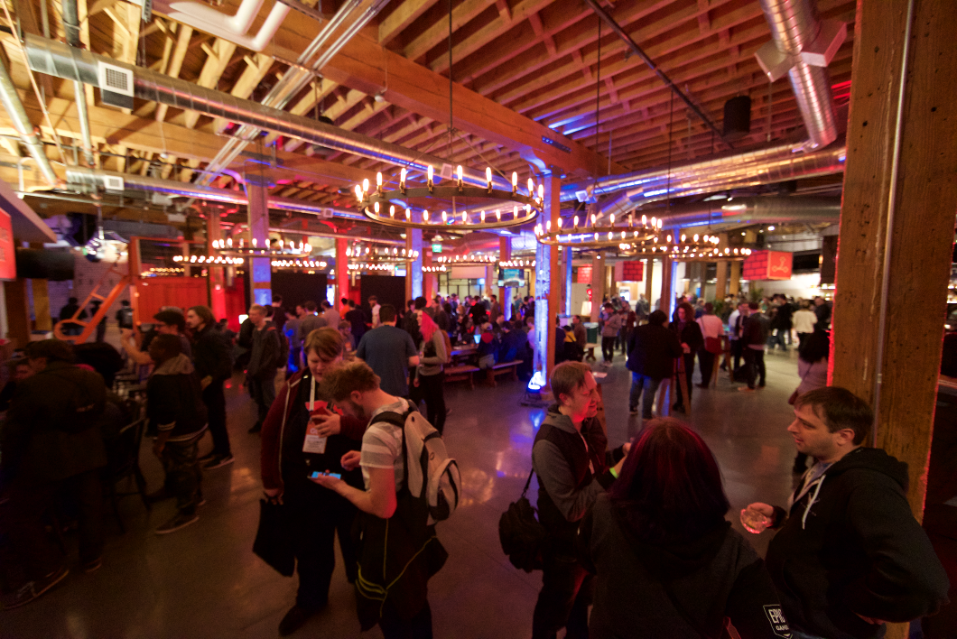 GitHub GDC Party