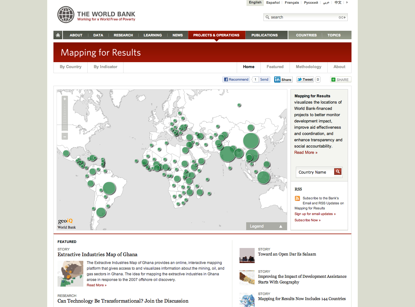 mapping-for-results-the-world-bank