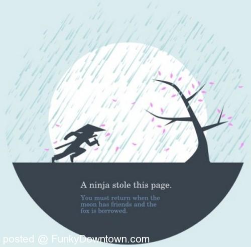 404 ninja