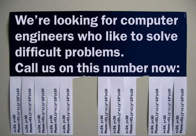 Looking for Computer Engineer