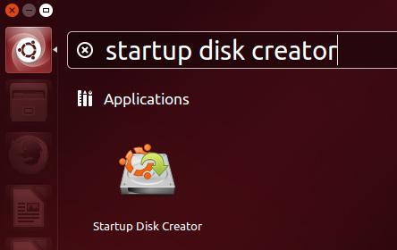 Startup Disk Creator