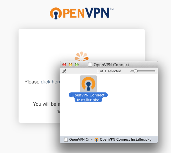 How to Solve OpenVPN Problem in OS X El Capitan