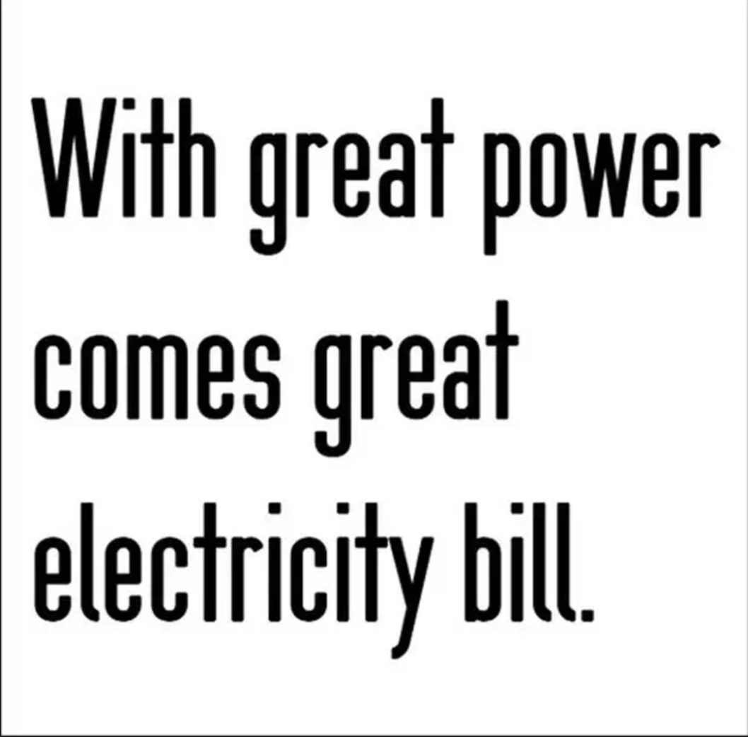 Great Power Comes With