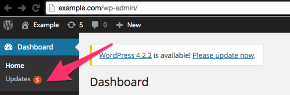 Upgrade Multiple WordPress
