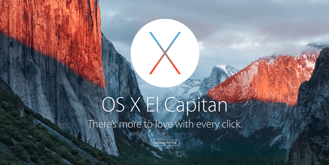 Download and Install OS X El Capitan Public Beta