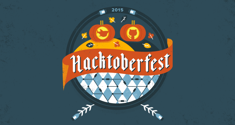 Hacktoberfest Graphic