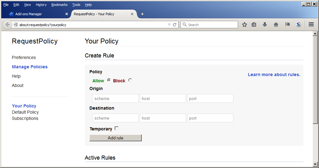 fig-012-manage-policies-your-policy