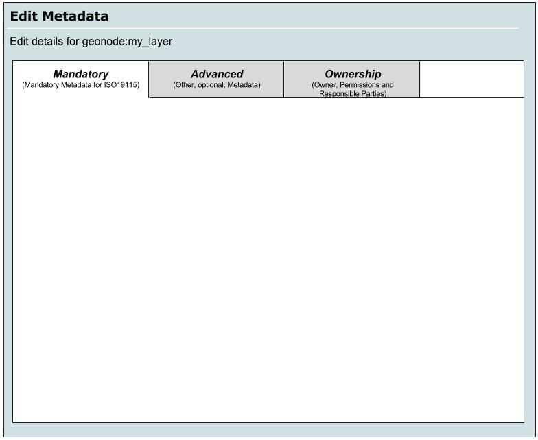 metadata - 1 overview