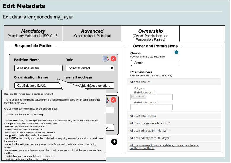 metadata - 4 ownership