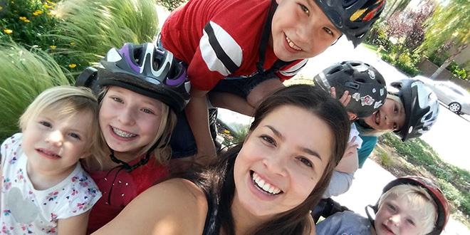 Suzanne's Second Family: Au Pair Adventures in San Diego