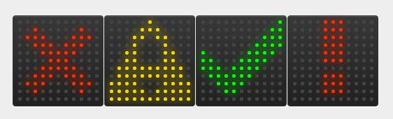 js-cool-matrix-led-all
