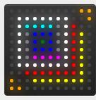 js-cool-matrix-led-palette