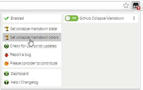 github-collapse-markdown-settings