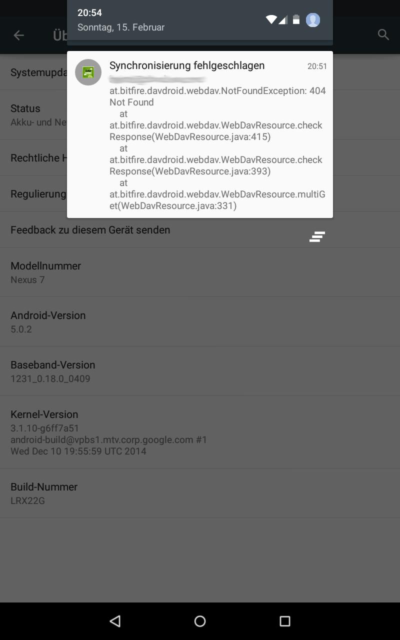 nexus7_davdroid_bug