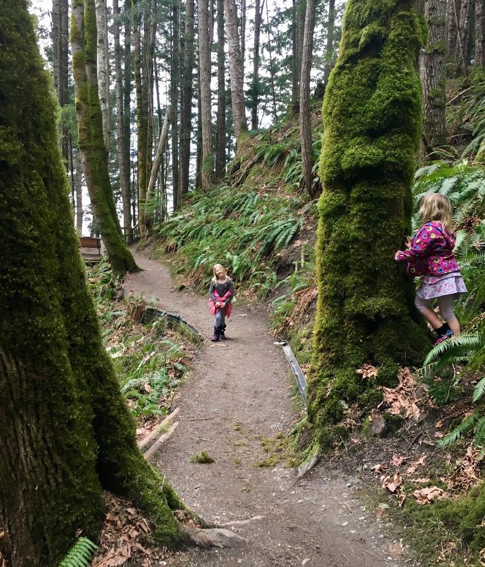 vancouver island hike
