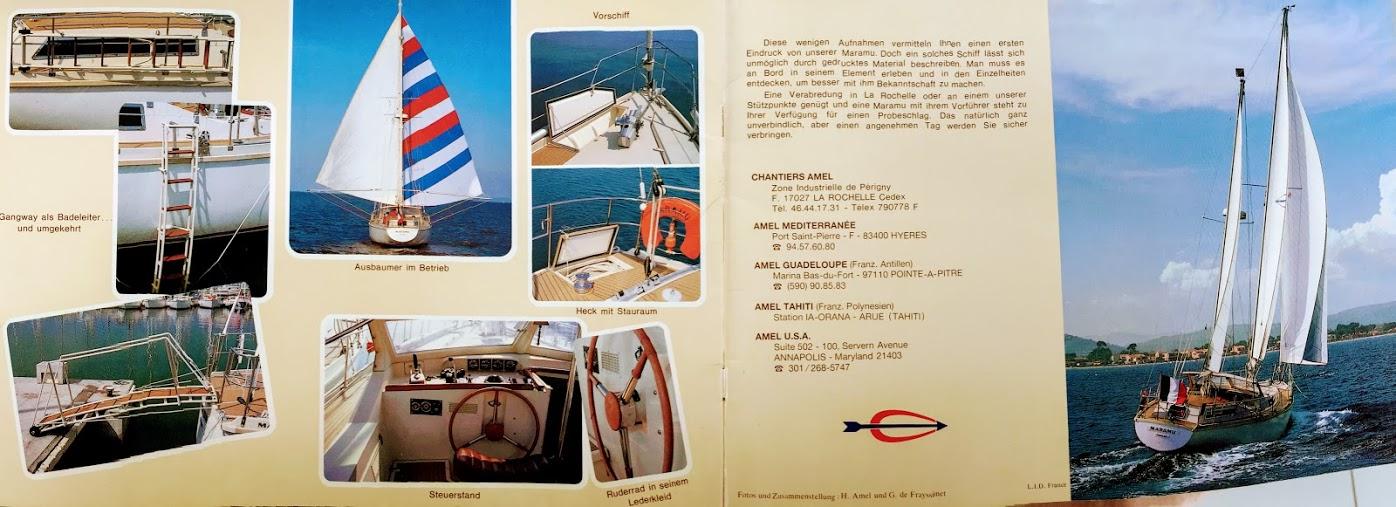 Amel undersail