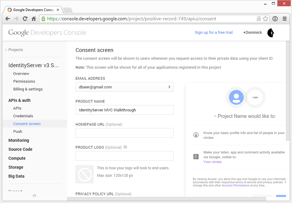 googleconfigureconsent