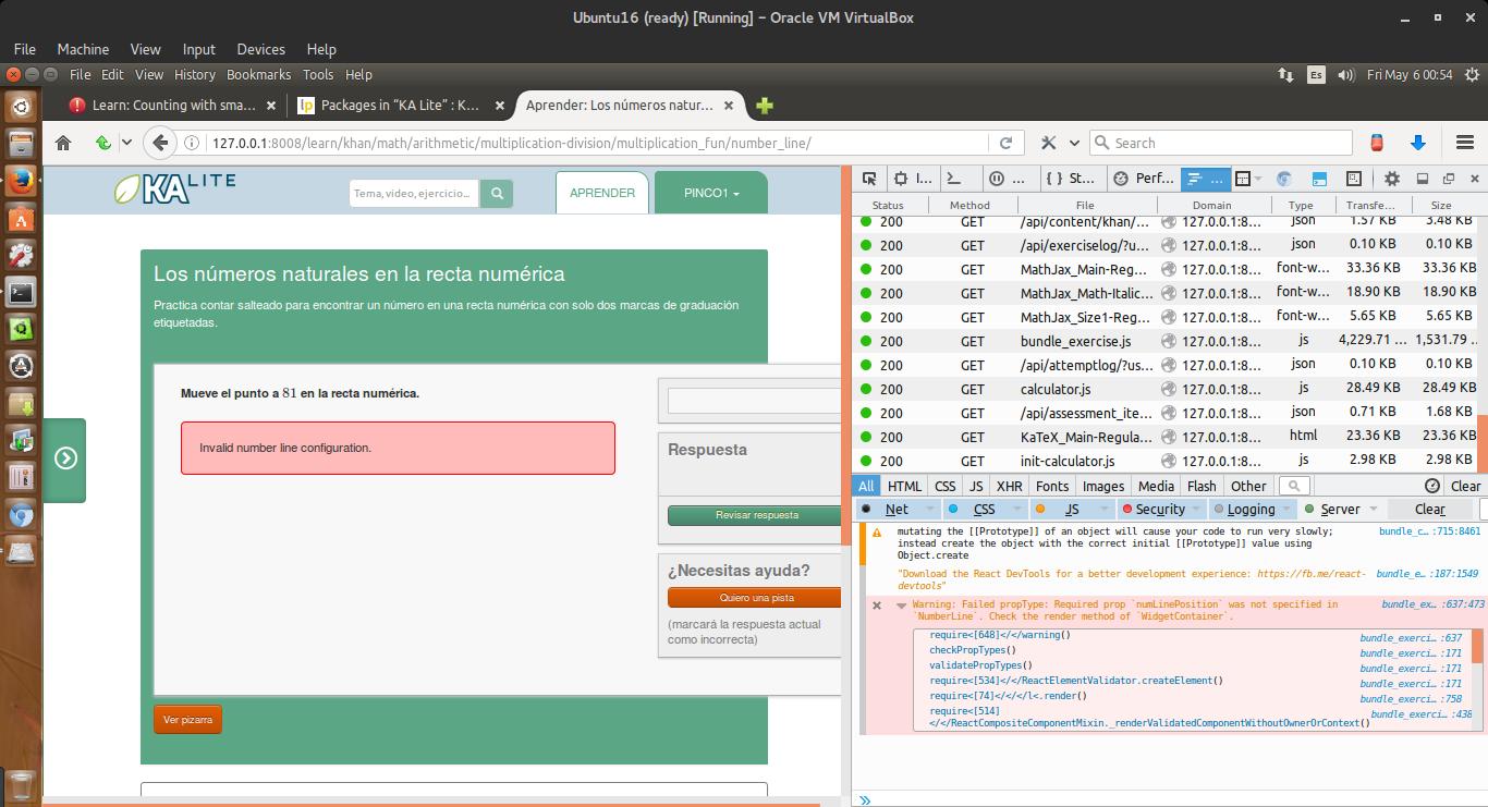 ubuntu16 ready running - oracle vm virtualbox_438