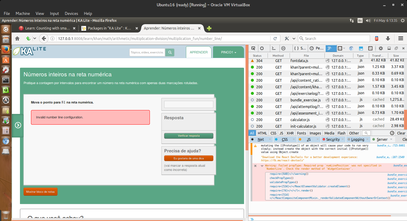 ubuntu16 ready running - oracle vm virtualbox_439