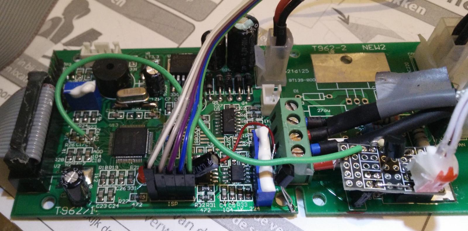System fan mod with BC547B transistor