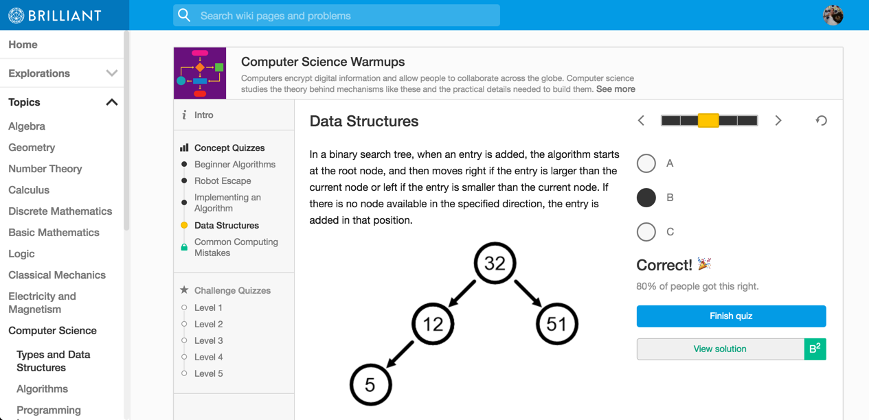 data structures -- 3
