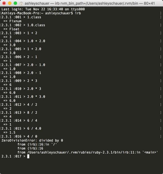 task f -- numbers