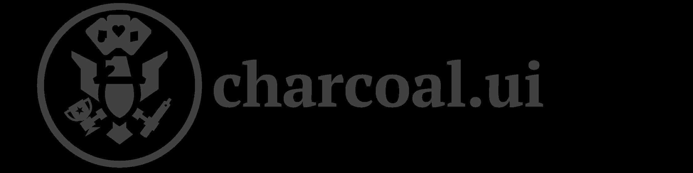 charcoal logo