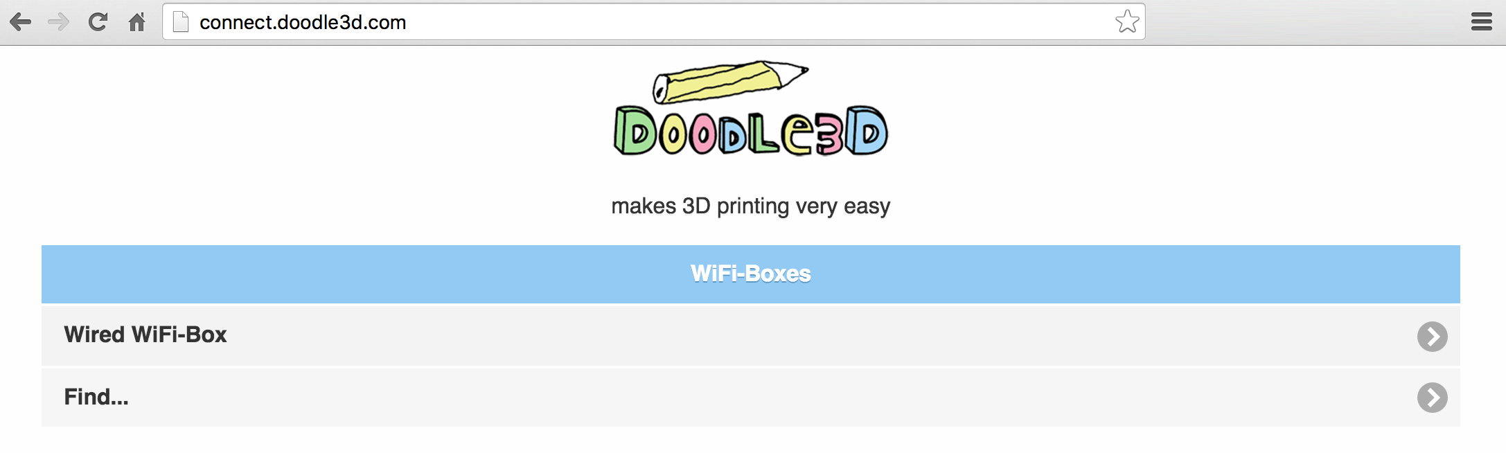 connect.doodle3d.com