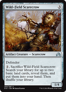 Wildfield Scarecrow