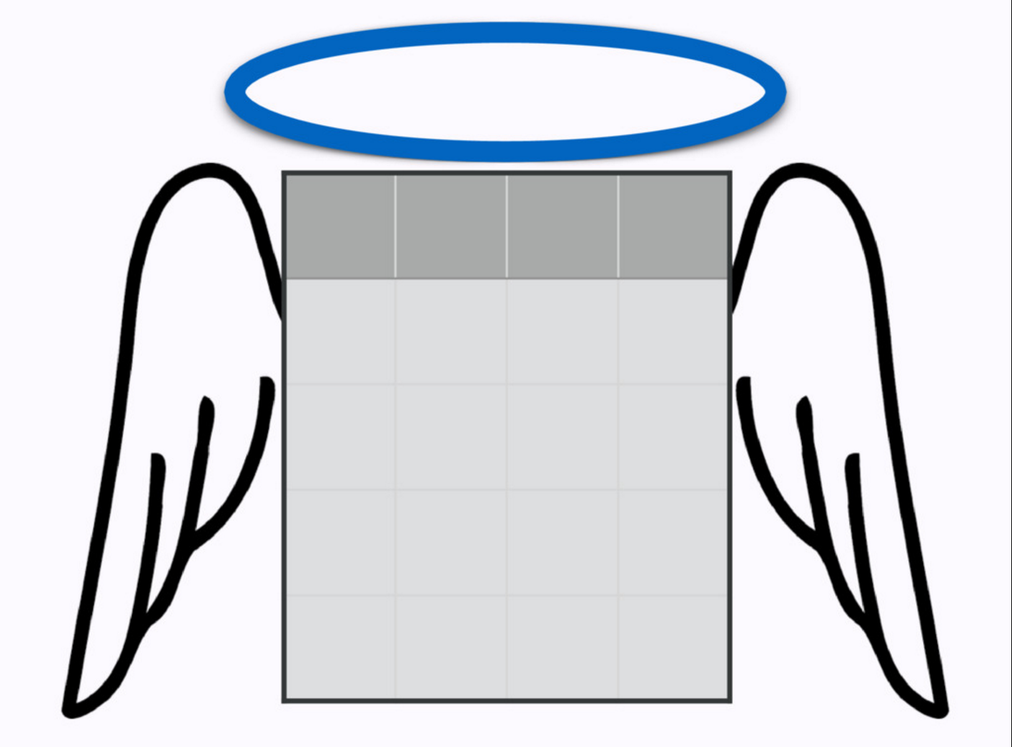 Data rectangle
