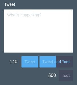 TweetDeck intent example