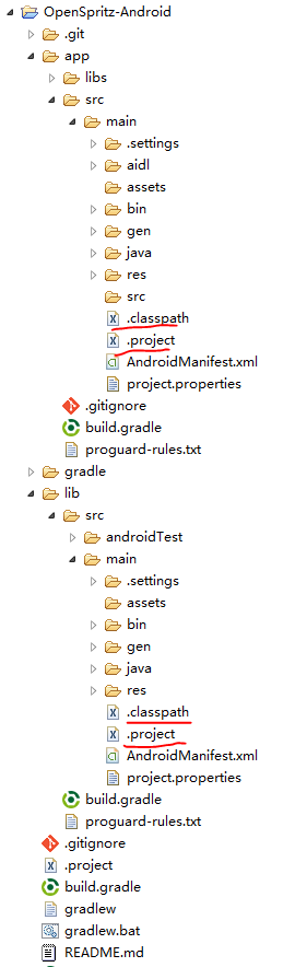 add-eclipse-files