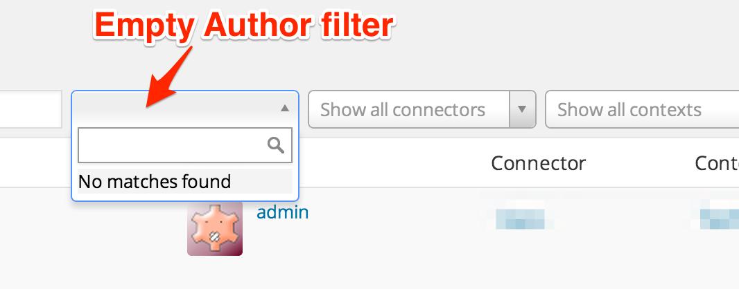 stream-author-filter-issue
