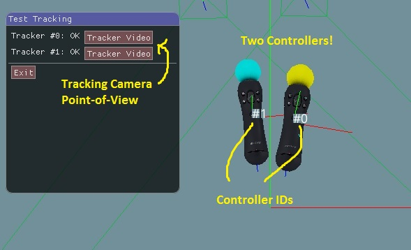 multicontrollertesttracking