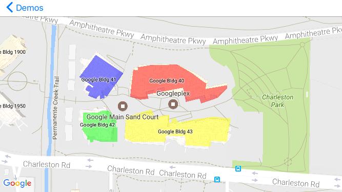 Google-Maps-iOS-Utils