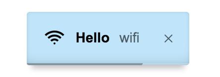 wifi-toast
