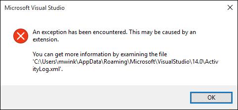 vs-error