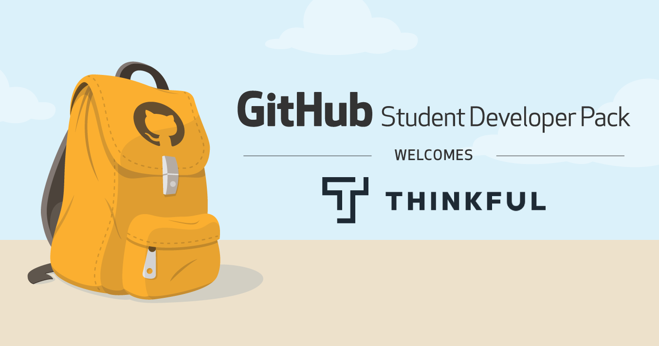 Thinkful joins the Student Developer Pack
