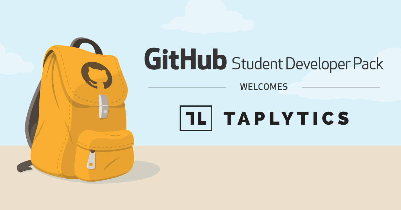 Github Adds Taplytics to their Student Developer Pack